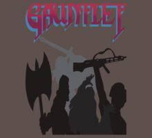 Gauntlet by ry-ry
