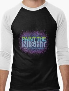 Paint the Night Parade - The New Electrical Parade Men's Baseball ¾ T-Shirt