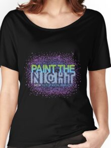 Paint the Night Parade - The New Electrical Parade Women's Relaxed Fit T-Shirt