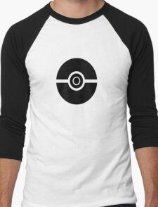 Pokemon Pokeball 2 Men's Baseball ¾ T-Shirt