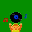 8-Bit Vinyl by kmtnewsman