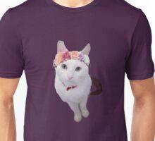 Flower Crown Luna Unisex T-Shirt