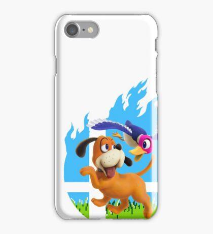 Smash Hype - Duck Hunt Dog iPhone Case/Skin