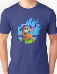 Smash Hype - Duck Hunt Dog T-Shirt