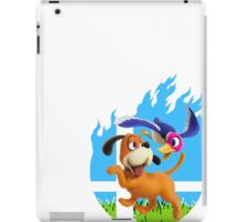 Smash Hype - Duck Hunt Dog iPad Case/Skin