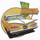 1959 Chevy Biscayne by Steve Harvey