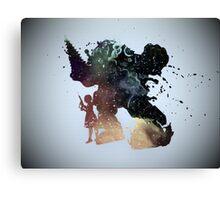 BioShock Big Daddy & Little Sister Canvas Print