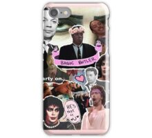 The God that is Tim Curry iPhone Case/Skin