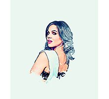Lana Parrilla #SDCC 2015 Photographic Print