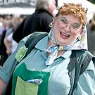Abergavenny Food festival Fun  by Nala