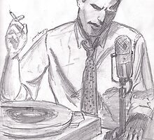 Donald Fagen by jamestomgray