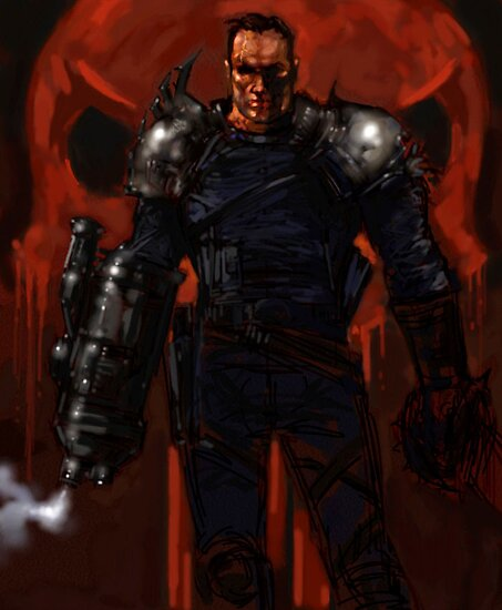 Punisher by kukulcan