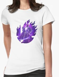 Smash Hype - Ganondorf Womens Fitted T-Shirt