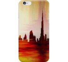 Dubai abstraction #2 iPhone Case/Skin