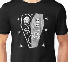 Death T-Shirt by Allie Hartley  Unisex T-Shirt