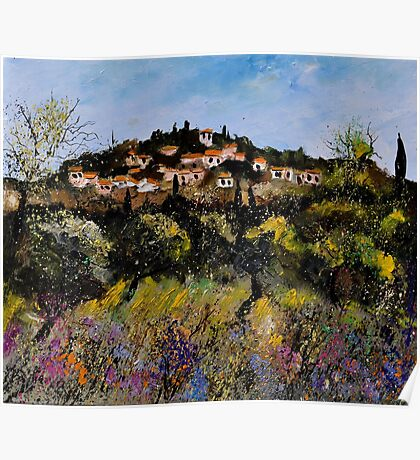 Provence 560190 Poster