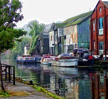 Riverside, Norwich by Simon Duckworth