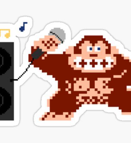 Kong  Sticker