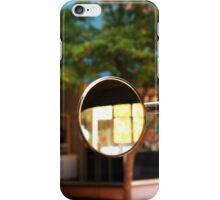 1930 Ford Model A mirror iPhone Case/Skin