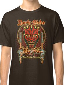 Dark Side Tattoo Parlour Classic T-Shirt
