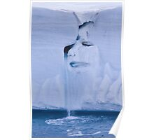 Mother Nature in Tears Poster