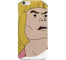 I say hey! iPhone Case/Skin