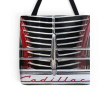 Red Cad Tote Bag
