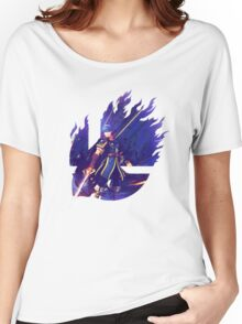 Smash Hype - Marth Women's Relaxed Fit T-Shirt