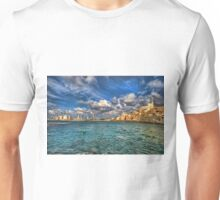 Tel Aviv Jaffa shoreline Unisex T-Shirt