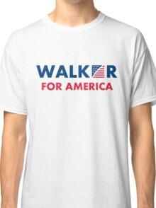 Scott Walker For America Classic T-Shirt