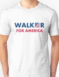 Scott Walker For America T-Shirt