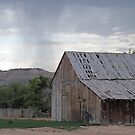 Old Barn on Highway 89 by jsmusic
