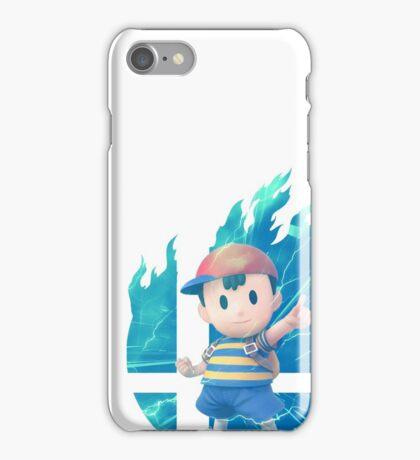 Smash Hype - Ness iPhone Case/Skin