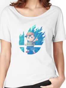 Smash Hype - Ness Women's Relaxed Fit T-Shirt