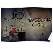 pit stop Spain - take1 Poster