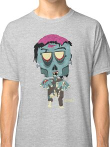 Frank the Zombie Classic T-Shirt