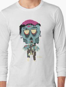 Frank the Zombie Long Sleeve T-Shirt