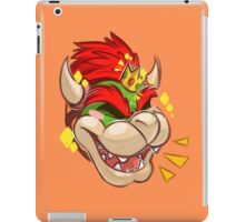 Happy Bowser Day! iPad Case/Skin
