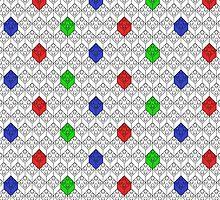 Lego Pattern by elphonzo
