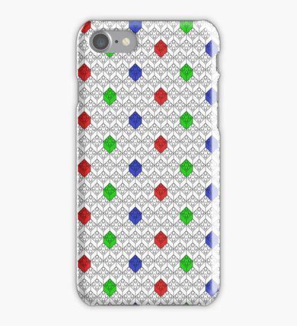 Lego Pattern iPhone Case/Skin