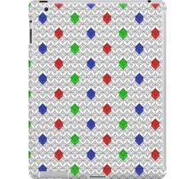 Lego Pattern iPad Case/Skin