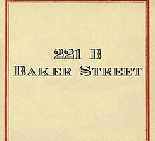 221 B Baker Street by imagination-xox