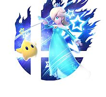 Smash Hype - Rosalina & Luma by Jp-3