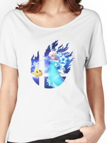 Smash Hype - Rosalina & Luma Women's Relaxed Fit T-Shirt