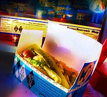 superdawg on a bun by brian gregory