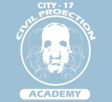 City - 17 Civil Protection Academy One Piece - Short Sleeve