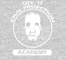 City - 17 Civil Protection Academy Unisex T-Shirt