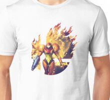 Smash Hype - Samus Unisex T-Shirt