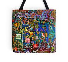 Graffiti #9 Tote Bag