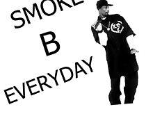Smoke B Everyday by GingerNips26